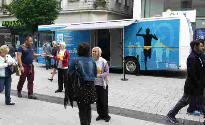 RSP06 Promotional Bus