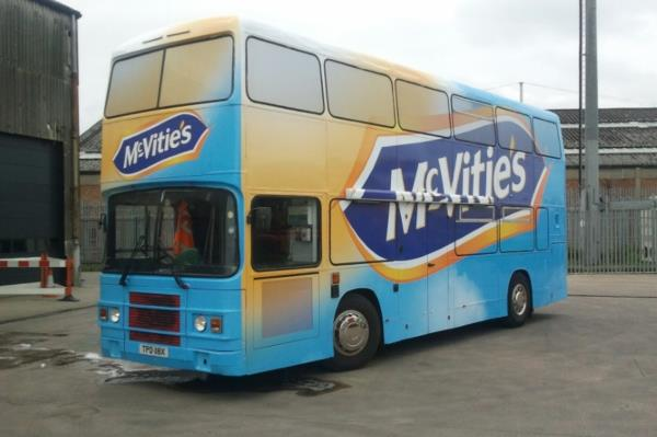 RSP01 McVities Exhibition Bus