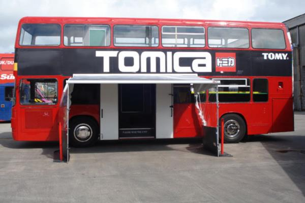 RSP01 Tomica Toys Promotional Bus
