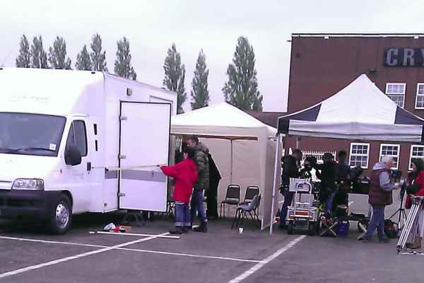 RSP10 BBC Mobile Clinic Filming