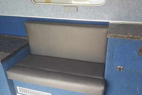 RSP10 Exhibition Vehicle Interior Waiting Room Seat