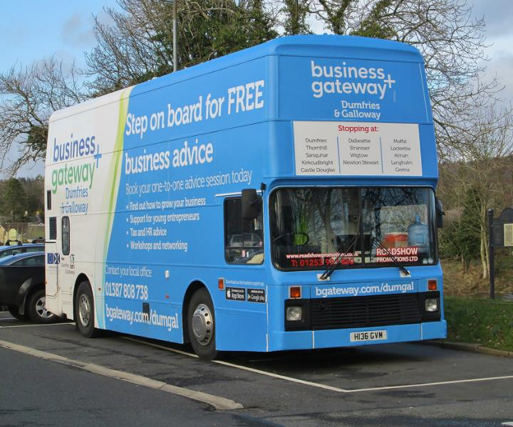 Dumfries & Galloway Meeting and Hospitality Bus Tour