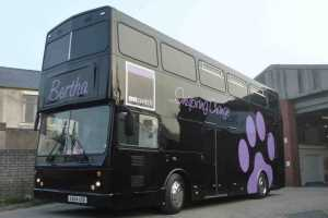 RSP04 Hospitality Bus