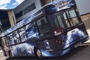RSP07 Promotional Bus