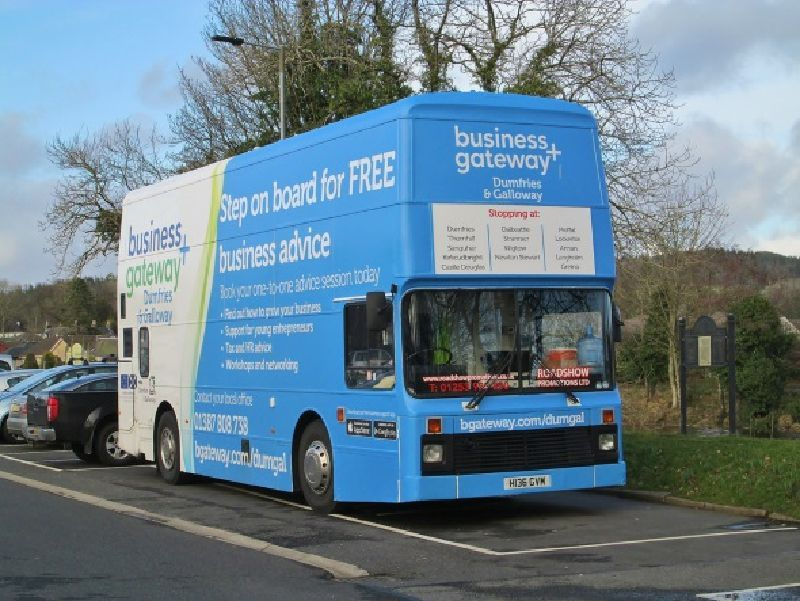 Dumfries and Galloway Business Gateway Tour