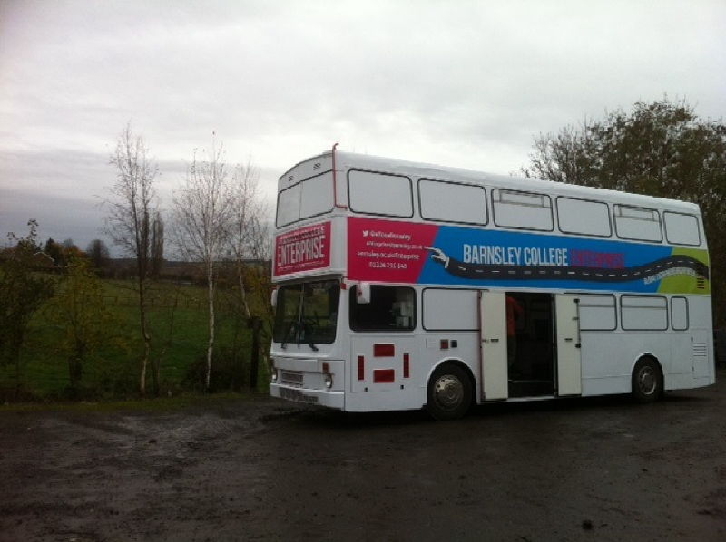 Three Day Barnsley College Training Bus Tour