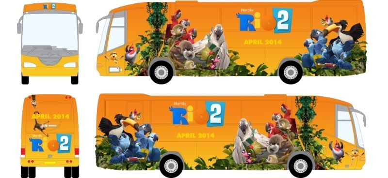 Design concept for Rio 2 Coach
