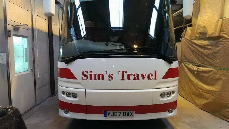 39;s Travel Coach Branded