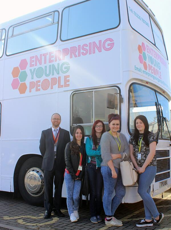 Enterprising Young People Training Bus RSP01