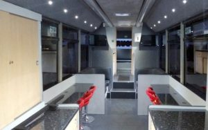 Coach Bus Conversion