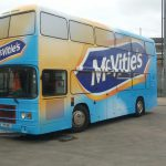 Promotional Bus