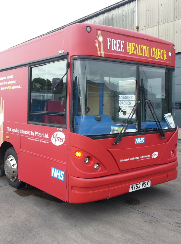 RSP05 Health Bus