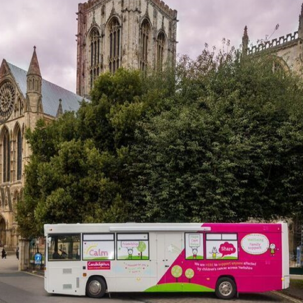 RSP11 Candlelighters Bus York