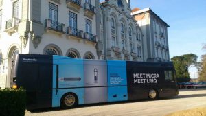 Medtronic Exhibition Bus Portugal