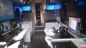 Medtronic Exhibition Bus Portugal 14