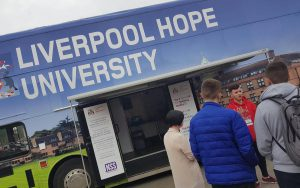 RSP03 Liverpool Hope University Bus