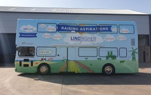 RSP02 LincHigher Promotional Bus