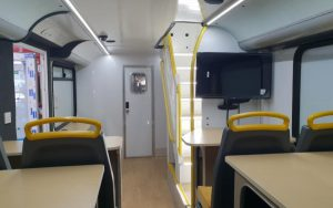 RSP14 Classroom Area Lower Saloon Conversion