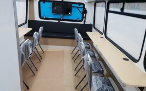RSP14 Upper Rear Seat Left Right Worktops Chairs Facing Rear Conversion